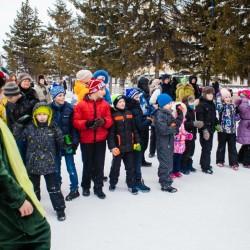 """Городской фестиваль """"Зимние забавы"""", 5 января 2017"""