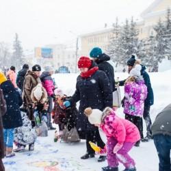 """Городской фестиваль """"Зимние забавы"""", 8 января 2017"""