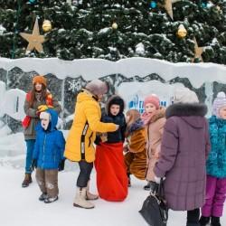 """Городской фестиваль """"Зимние забавы"""", 3 января 2017"""