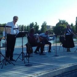 """17 июня 2017 Концерт """"Ренессанса"""" на Белом Озере"""