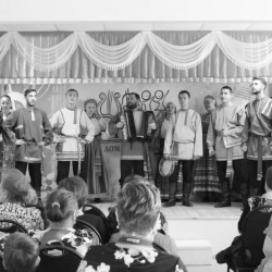 """Концерт """"Свет добра и надежды"""" МТФ """"Разноцветье"""",  1 октября 2016 год"""