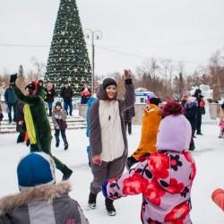 """Городской фестиваль """"Зимние забавы"""", 4 января 2017"""